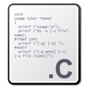 A Simple C Project
